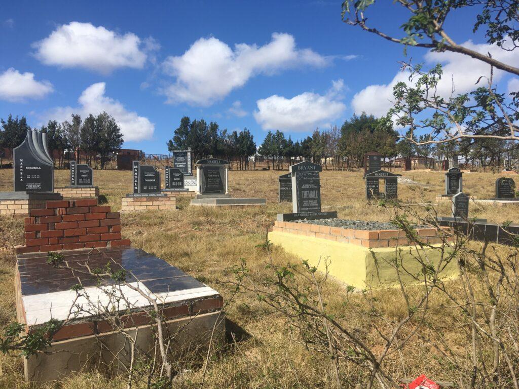 Mandela familiegravsted