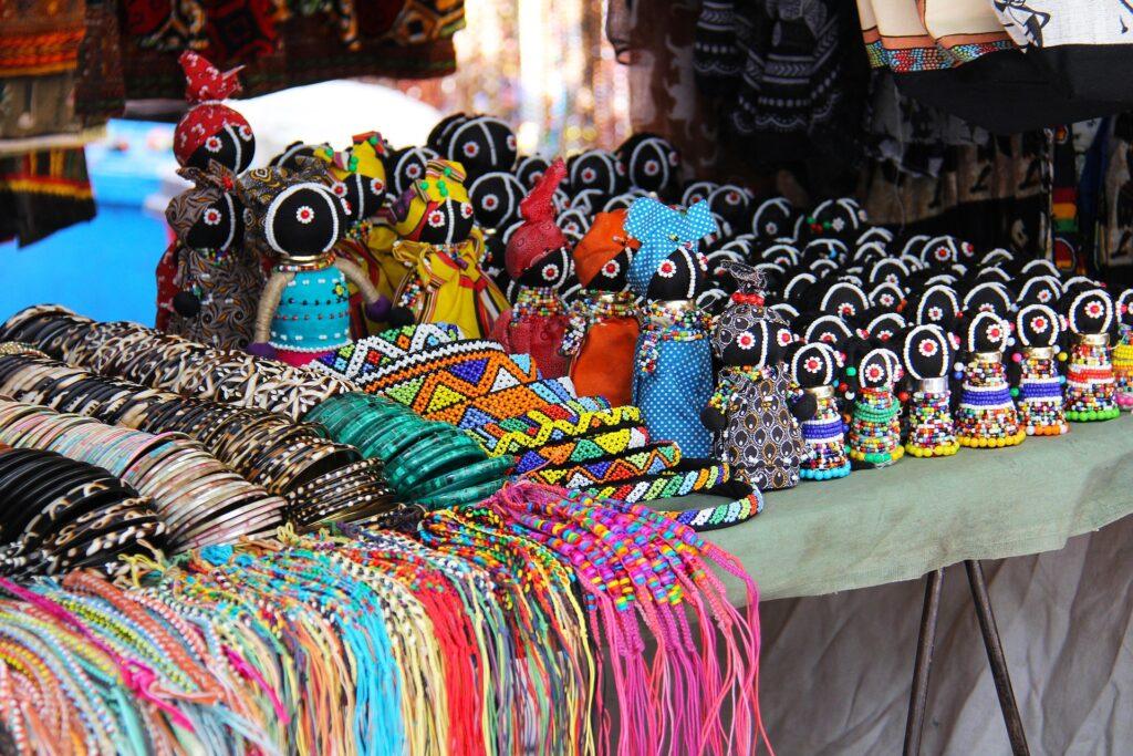 Afrikansk kunsthåndværk