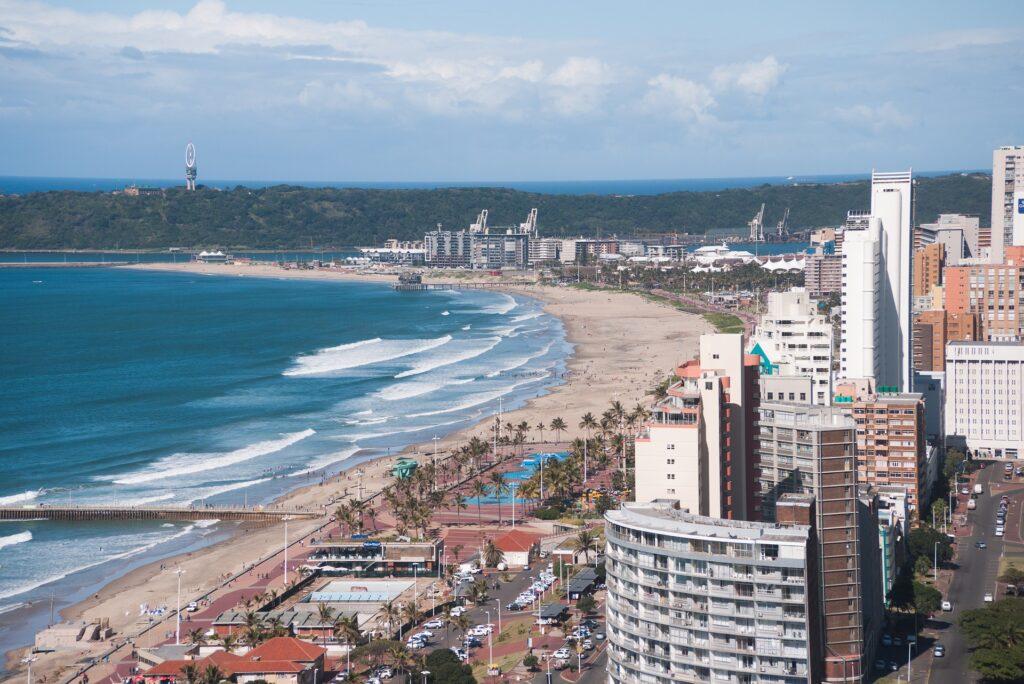 Durban - Golden Mile