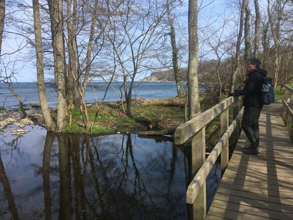 Vandring på Bornholms nordkyst med rejseleder