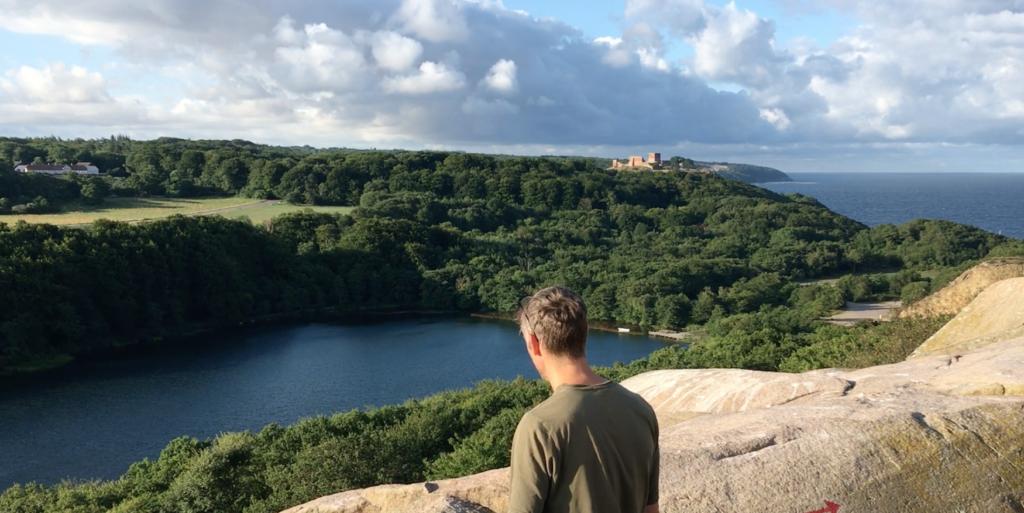 En vandretur til Bornholm er nødt til at inkludere et kig til Hammershus